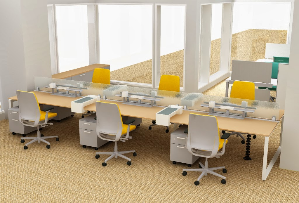 How office layout affects productivity grand rapids area for Office design productivity research